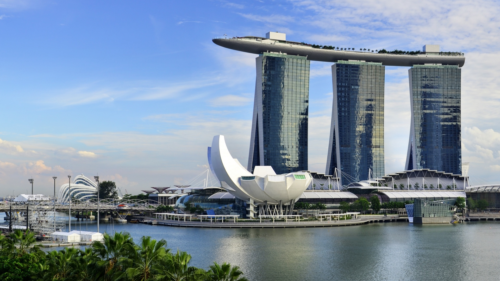 Marina Bay Sands 5*, Сингапур